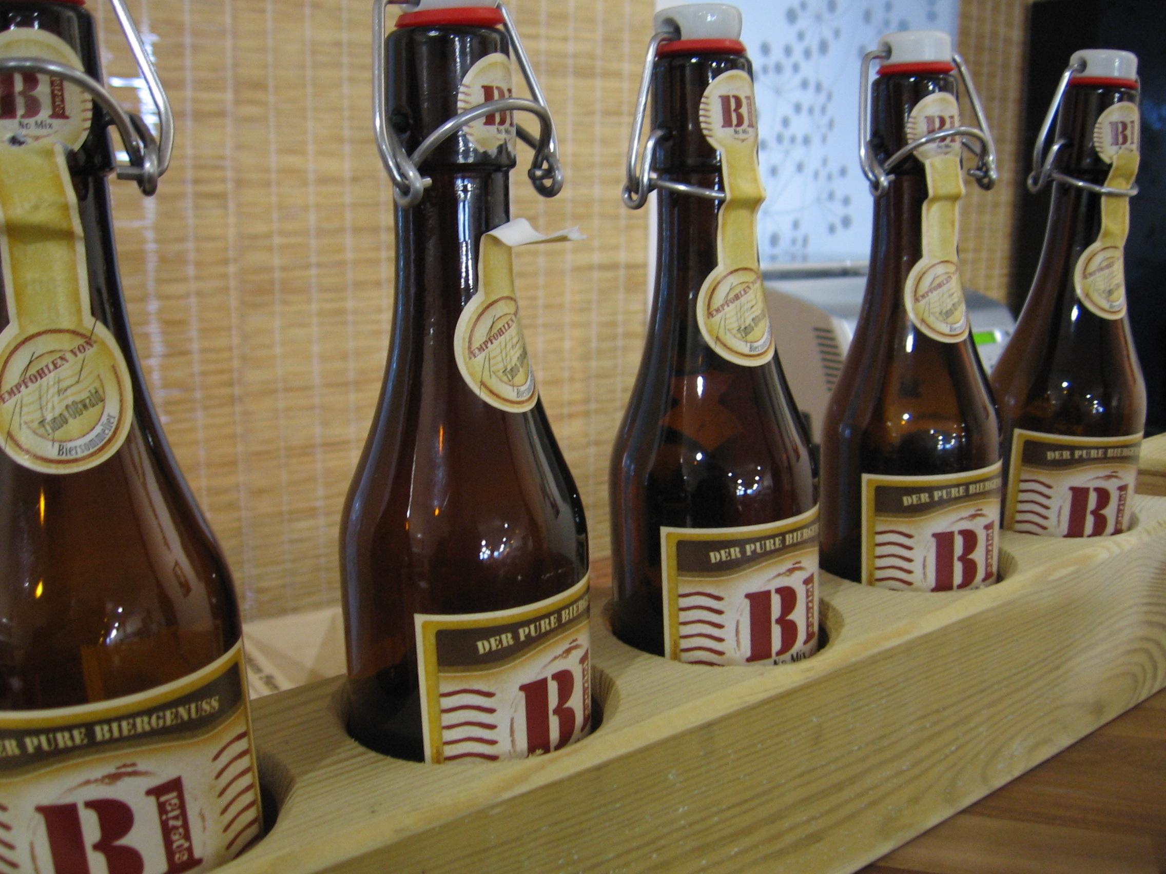 Unser Bier-ein Unikat!